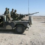 Afghan Taliban use captured Humvees in suicide attack
