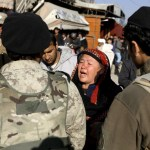 Suicide bomber strikes outside police office in Afghan capital
