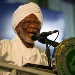 Veteran Sudan Islamist Hassan Turabi laid to rest