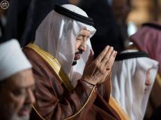 King Salman visits Al-Azhar Mosque