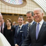 At the Vatican, Biden calls for global commitment to cancer