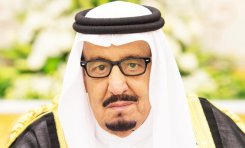 The Custodian of the Two Holy Mosques King Salman