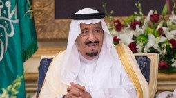 King Salman stressed the kingdom's unity with Lebanon, wishing the President Aoun success in bring stability to Lebanon in his new post.