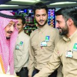 King Salman inaugurates 6 Aramco mega projects