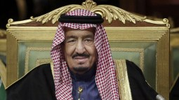 Saudi King Salman sent a congratulatory cable to the US President Donald Trump, as he was sworn in, to assume the office of the president.