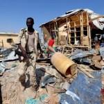 Blast in Somalia kills 20 in Mogadishu marketplace