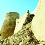 Ibrahim Palace in Hofuf to be restored after rain damage