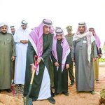 Madinah governor launches planting of date palms to help orphans