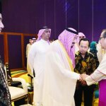 King Salman receives Indonesian president, religious leaders