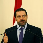 PM Hariri: Lebanon at 'breaking point' due to refugees