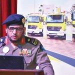 Saudi Civil Defense launches truck driver safety program