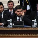 Syria rebel delegation arrives in Astana for talks with regime