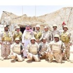 Najran governor briefed on advanced combat systems