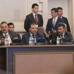 Key powers thrash out safe zones plan at Syria talks