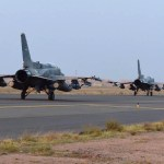 Coalition waged heaviest air strike against Houthis in Sanaa and Saada