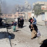 Amnesty says Iraq and allies violated international law in Mosul battle