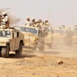 Saudi forces counter Houthi attack opposite border province of Jazan
