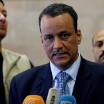 Ould Sheikh Ahmed: Military option will not solve the Yemeni crisis