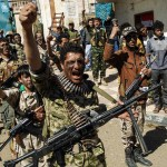 Clashes erupt between Houthis and Saleh loyalists in Sanaa