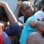 More than 100 migrants missing after shipwreck off Libya