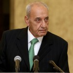 Lebanon Speaker: Government still stands after PM quit