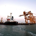Arab coalition to keep main Yemen port open despite missile attack
