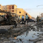US air strike destroys vehicle bomb outside Mogadishu