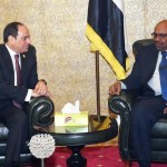 Egypt's Sisi meets with Sudan's Bashir amid Nile dam tensions