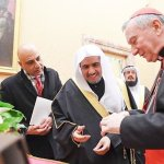 Muslim World League and Vatican tackle religious violence
