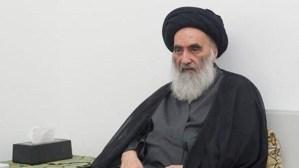 Ayatollah Ali al-Sistani.