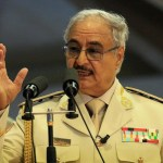 Libyan presidential council VP abducted over supporting General Haftar