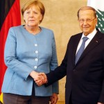 Merkel in Beirut: Syria must be more secure before refugees return