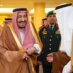 King Salman arrives in Makkah for last ten days of Ramadan