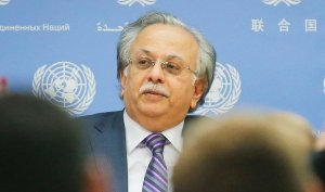 Abdallah Al-Mouallimi.