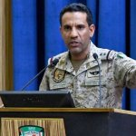 Houthis have smuggled various weapons from Iran: Arab coalition