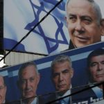Early turnout higher in repeat Israeli election