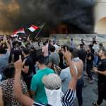 Two killed, 200 injured in Iraqi protests after police open fire