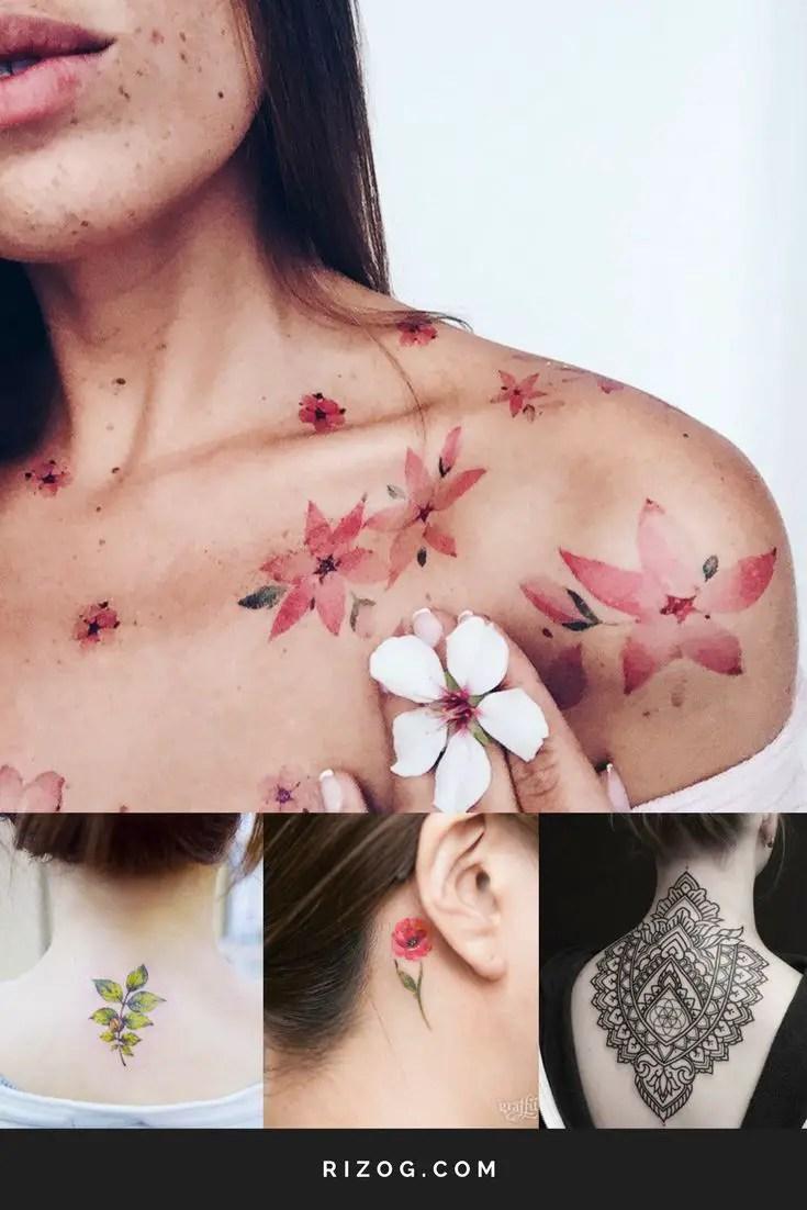 64 Femeninos Diseños De Tatuajes Para Mujeres Hermosas