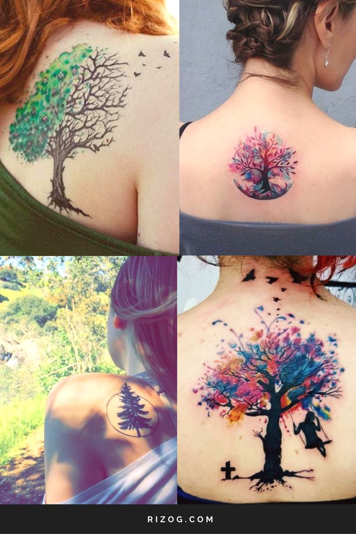 Tatuajes En La Espalda Baja Para Mujer