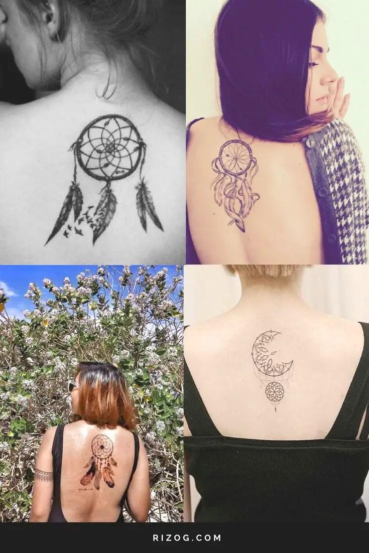 Los 64 Tatuajes Más Hermosos Y Femeninos En La Espalda