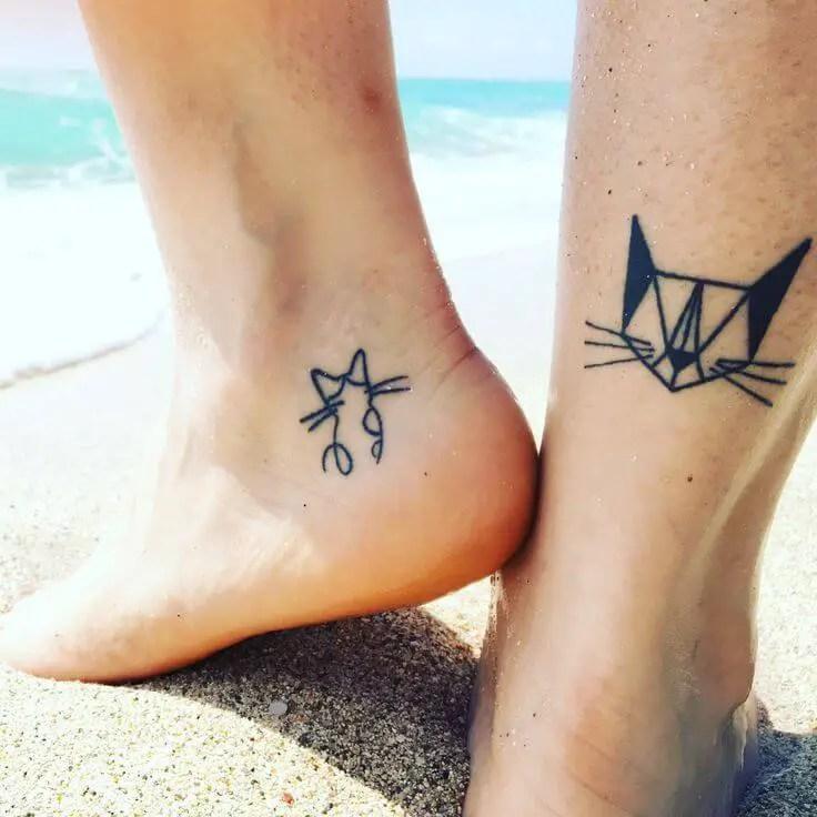 Impresionantes Y Encantadores Tobillo Tatuajes Para Mujeres