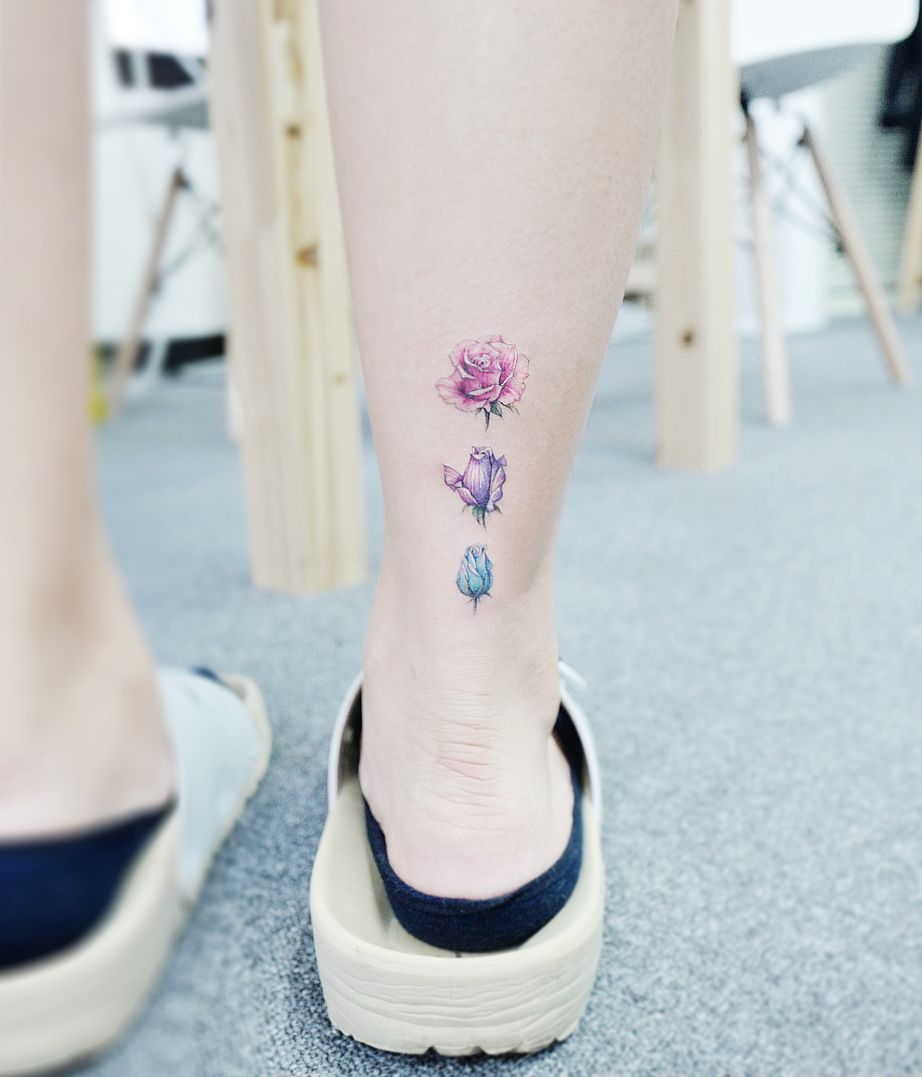 Tatuajes Pequenos Para El Tobillo