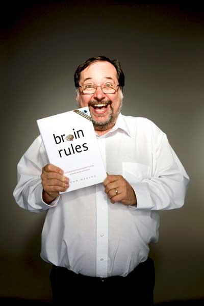 John-Medina,-Brain-Rules