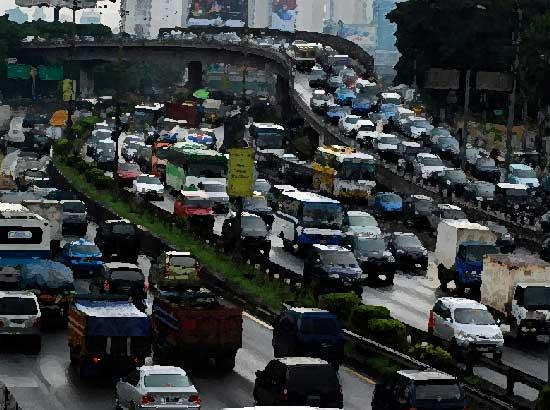 Jakarta-macet