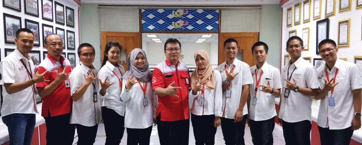 OJT 1 GPTP 6 Telkom GM witel Malang