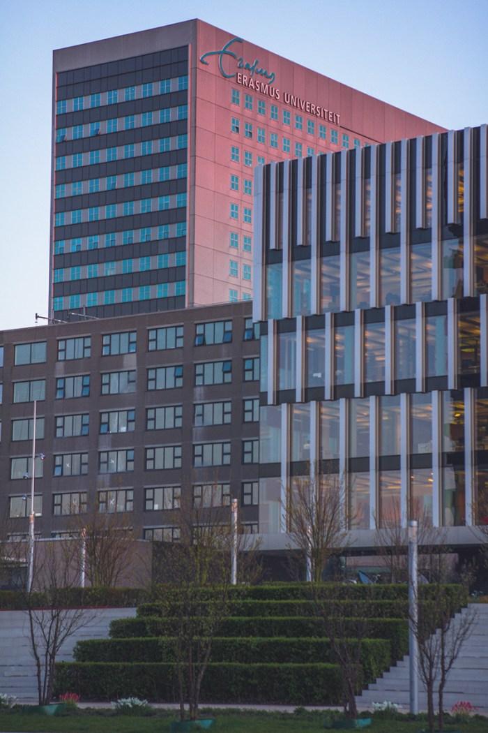 Kampus Erasmus Universiteit, Rotterdam