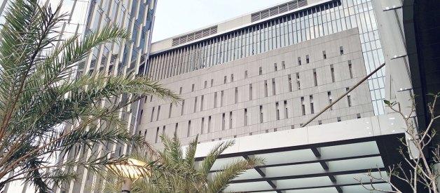 Gedung Telkom TLT dan TELKOMSEL TSO