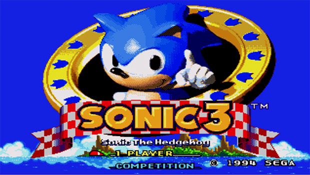 Happy Hedgehog Day! 23 Years of Sonic 3
