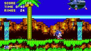 Sonic 3 - Angel Island Zone