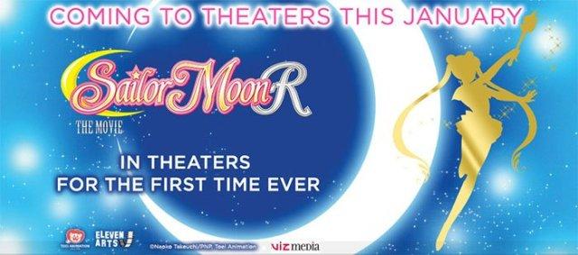 Sailor Moon in Theaters = Nostalgia Blast!